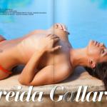 Gatas QB - Nereida Gallardo Hot Magazine Outubro 2013