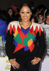 Tia Mowry - The Night Before Premiere @ The Theatre at The Ace Hotel in Los Angeles - 11/18/15
