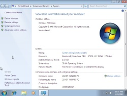 Windows 7 Dan Windows 8 All-in-One