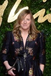 Sarah Burton - 2015 British Fashion Awards @ the London Coliseum in London - 11/23/15