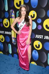 Kelli Berglund - 2015 Just Jared Halloween Party @ No Vacancy in Los Angeles - 10/31/15