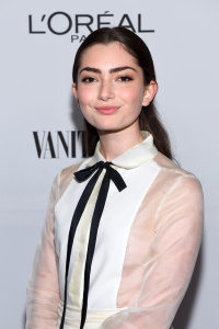 Emily Robinson - Vanity Fair and L'Oreal Paris toast to Young Hollywood in West Hollywood - February 21st 2017