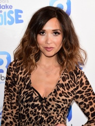 Myleene Klass - Global's Make Some Noise Gala 2015 @ Supernova in London - 11/24/15