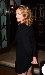 Ruth Wilson - Harper's Bazaar Women Of The Year Awards 2015 @ Claridge's Hotel in London - 11/03/15