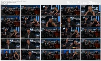 Cameron Diaz - Jimmy Kimmel Live - 6-15-14