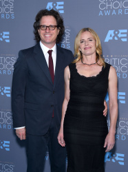 Elisabeth Shue - 21st Annual Critics' Choice Awards @ Barker Hangar in Santa Monica - 01/17/15