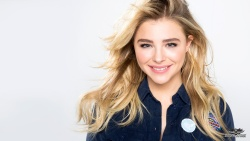 Chloe Moretz - Sudden Attack photoshoot March 17, 2016