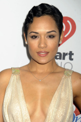 Grace Gealey - Z100's 2015 Jingle Ball @ Madison Square Garden in NYC - 12/11/15
