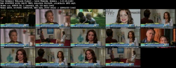 Kimberly Williams Paisley - Good Morning America - 2-17-14