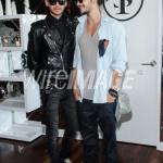 [31.07.13] Bill & Tom en el pre-lanzamiento de la colección 2014 de Shay Todd en Los Ángeles AdgGOFe2