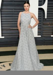 Miranda Kerr - 2017 Vanity Fair Oscar Party Hosted By Graydon Carter - February 26th 2017