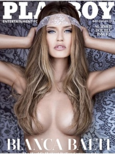 Playboy Magazine (August 2014) USA