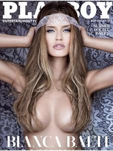 Playboy Magazine (August 2014) USA
