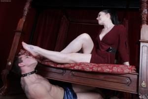 Tags (Genre): Femdom, Strapon, BDSM, Humiliation