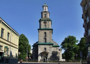 Holy Trinity Lutheran Cathedral