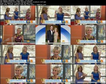 Kristin Chenoweth - Today Show - 4-9-14