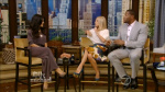 Salma Hayek - Live with Kelly and Michael (7-11-13)