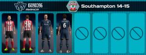 Download Southampton 14-15 GDB Kits by iGo
