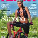 Gatas QB - Simona Zuber Playboy Croácia Junho 2016