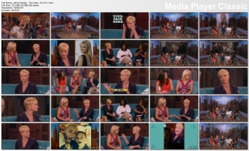 Jaime Pressly - The View - 6-2-14