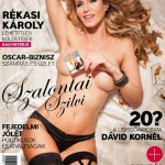 Gatas QB - Szalontai Szilvi Playboy Hungria Março 2014