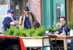 Jake Gyllenhaal & Jonah Hill & America Ferrera - Out And About In NYC 2013.04.30 - 37xHQ 5cuJLJRA