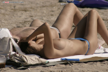 family nude Naked beach on