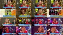 Kelly Clarkson - Today Show - 11-26-13