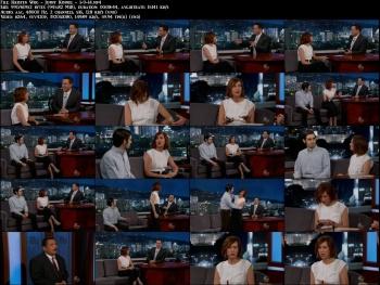 Kristen Wiig - Jimmy Kimmel - 1-9-14