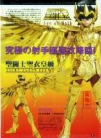 Sagittarius Seiya Gold Cloth AbdGvA8F