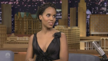 Kerry Washington - Jimmy Fallon 2016-04-08  | HD 720p