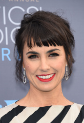 Constance Zimmer - 21st Annual Critics' Choice Awards @ Barker Hangar in Santa Monica - 01/17/15