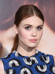 Holland Roden - The Danish Girl Premiere @ Westwood Village Theatre in Westwood - 11/21/15