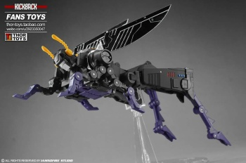 [Fanstoys] Produit Tiers - Jouet FT-12 Grenadier / FT-13 Mercenary / FT-14 Forager - aka Insecticons - Page 4 2vuhbriW