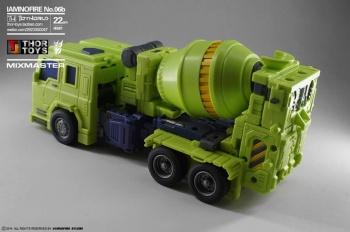 [Toyworld] Produit Tiers - Jouet TW-C Constructor aka Devastator/Dévastateur (Version vert G1 et jaune G2) - Page 5 R6OHuCb3