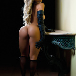 Gatas QB - Ana Paula Minerato Revista Sexy Agosto 2014