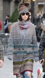Katy Perry - Out & About In Italy - Feb 19 2015