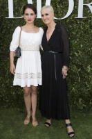Natalie Portman Christian - Dior, couturier du reve' Exhibition Launch in Paris 7/3/17