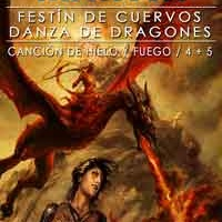Festín de dragones -  George R. R. Martín