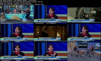 Hailee Steinfeld - Good Morning America - 2-19-14