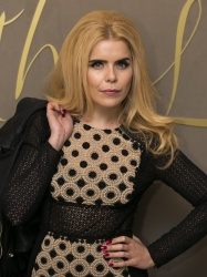 Paloma Faith - The Burberry Festive Film Premiere @ 121 Regent Street in London - 11/03/15
