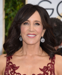 Felicity Huffman - 73rd Annual Golden Globe Awards @ the Beverly Hilton Hotel in Beverly Hills - 01/10/16