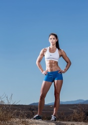 Allison Stokke - Damien Noble Andrews Photoshoot