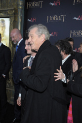 Ian McKellen - 'The Hobbit An Unexpected Journey' New York Premiere benefiting AFI at Ziegfeld Theater in New York - December 6, 2012 - 28xHQ XXViGH6k