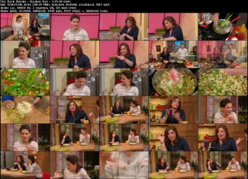 Katie Holmes - Rachael Ray - 2-19-14