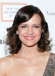 Carla Gugino - 2013 Tribeca Ball in NYC 4/8/13