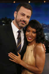 Jada Pinkett-Smith - Jimmy Kimmel Live: May 25th 2017