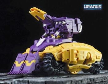 [Mastermind Creations] Produit Tiers - Reformatted R-13 Spartan (aka Impactor) des Wreckers + R-14 Commotus (aka Turmoil) - IDW UgGbUaSm