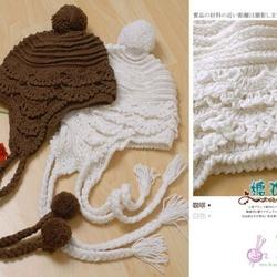 Детские шапки, шляпки и шарфы.