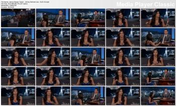 Jenna Dewan Tatum - Jimmy Kimmel Live - 6-23-14